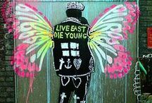   street art   / by Jordan Loeb