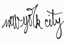 Nyc, I love you / by Eva Galinetti