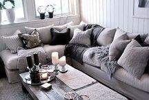 Inspiration: living room / by Eva Galinetti