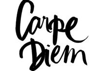 Carpe diem / by Eva Galinetti