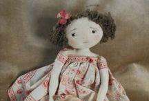 Delightful Dolls / by Janice Wray