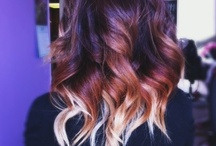 makeup/hair/nails / by Karen Bri Cardenas