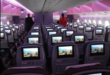Sneak Peak the LAN Fleet  / Explore the LAN Airlines fleet. Here, you can dream of flying with us.  / by LAN Airlines