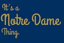 Notre Dame / by Michelle Denius