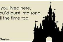 Disney / by Leslie Paciski