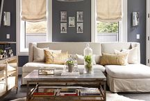Dream Home-Interiors / by Roxanne Patten