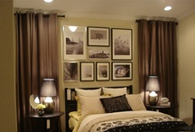 Bedrooms and Headboards / by Holly Thomas