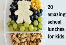 Back To School Food / by Teresa Boswell