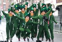 St. Patrick's Day 2014 / by Western Union