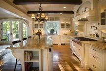 Kitchens I love / by Jennifer Smith-Davis