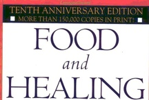 Let Food Be Thy Medicine / Cook books to heal thyself... / by Eileen Z. Fuentes