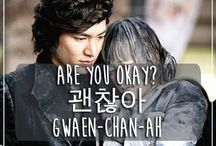 korean LEARN IT / the need to learn korean to aid my kdrama and kpop obsession / by Tellylin