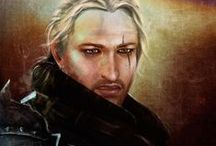 Swooping Is... Bad / Remembering Dragon Age as it was, not as it became. You suck, David Gaider. / by Stephanie Traylor