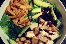 Healthier meals. / by Katie Vasko