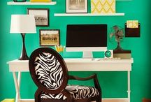 Work Space / by Taylor Gromatzky