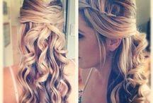 hair / by Carla