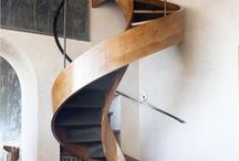 Stairways / by Jan + Earl of Poppytalk