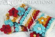 Crochet / Beautiful crochet accessories / by Romy Humphries