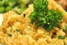 Healthy Food ( quinoa, protein etc) / Recipes for after WLS. Most will have to be tweaked (no corn added, lower fat cheese and fewer carbs) but they are a place to start.  / by Joyce Yager
