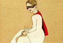 Fiber Arts.misc / by Misty Alvaro
