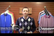 Exclusive Articles and Videos / Informative articles and video on the latest products exclusively from GlobalGolf.com. / by Global Golf