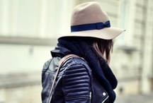 Fashion Inspiration: Hats / by THE WIND OF INSPIRATION