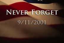 9/11 Never Forget / by Rena Plaatsman