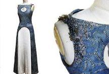 Game of Thrones, Vikings, Costumes & Fashion / by Terri Richards