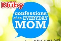 Confessions of an Everday Mom / Share with us your confession as an Everyday Mom!  / by Nûby USA