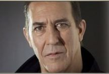 "Ciarán Hinds / Pronounced ""keer-awn"" ~ From portraying ""Mance Rayder"" in Game of Thrones, to Gaius Julius Caesar in ROME, to a myriad of other well known and well-played roles on stage and in movies like In Bruges, There Will Be Blood, The Road To Perdition, Harry Potter And The Deathly Hallows: Part 2, Munich, Tinker Tailor Soldier Spy, John Carter, The Phantom of the Opera, Munich, The Woman in Black, and as ""Big Daddy"" in Tennessee Williams' Cat on a Hot Tin Roof in 2013.  This man can do it all.... / by Terri Richards"
