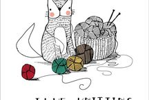 Knitting / Knitting techniques, inspiration, and general yarn-love / by Laura Loveland