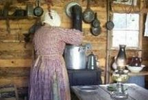 Homesteading / The easy life, isn't! / by Pat Rizzi