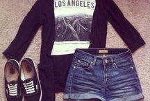 Clothes  / by Samantha Hartman