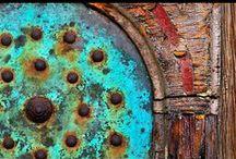 rusty / by Mareike Scharmer