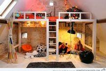 Kids bedroom / by Hannah Brown