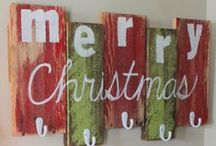 Sunday Funday Christmas Pinterest Projects / by Cassidy DeGrote Almquist