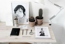 ◆ HOME // OFFICE ◆ / by Cococerise