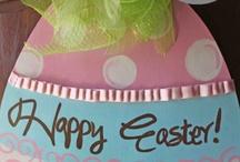 Easter Ideas / by Alison Bennett