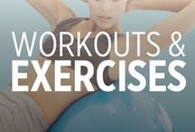 Fitness Tips & Workouts / Exercises ideas for fitness motivation  / by Women's Health Magazine