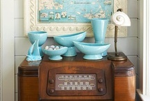 Retro...radio...tv...Dad's hobby / by Janelle Wright