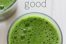 Good to Go Green / It's really really good to live a green life! / by Kathryn Bechen Ink