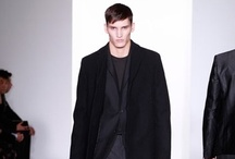 Calvin Klein's Fall 2013 Men's Collection / http://www.out.com/fashion/2013/01/14/calvin-kleins-fall-2013-mens-runway-show-milan#slide-1
