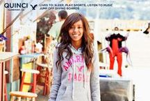 Meet Quinci: AEO Holiday 2013 / Meet Quinci, a student athlete from Claremont, CA featured in American Eagles' Holiday 2013 campaign. / by American Eagle Outfitters