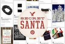 AEO Secret Santa  / Still searching for the right Secret Santa gift? We have a few ideas to help you find the perfect present for anyone still lingering on your list. #AEOGifts  / by American Eagle Outfitters