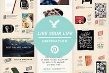 Live Your Life: Inspiration  /  See what inspires us month to month at AEO.  / by American Eagle Outfitters