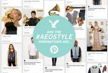 And the #AEOStyle nominations are... / Get Grammy ready this weekend with #AEOSTYLE inspired by our favorite Grammy nominated songs!  / by American Eagle Outfitters