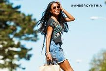 Meet Amber: Project Live Your Life San Francisco / Meet Amber, a Dancer from Baltimore MD, and winner of Project Live Your Live  / by American Eagle Outfitters