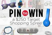 Pin to Win Your Summer Wish List Contest With Women's Health / Find out how you can win a $250 Target gift card here: WomensHealthMag.com/SummerWishListSweeps #PinToWinYourSummerWishListContest / by Women's Health Magazine