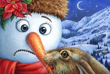 Snowmen--crafts and treats / by Jeanne Nordquist