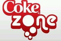 ♥ Coke Zone ♥ / Things go better with Coke. / by ღJodyღ
